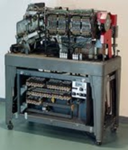 Vacuum-Tube Operated Calculator