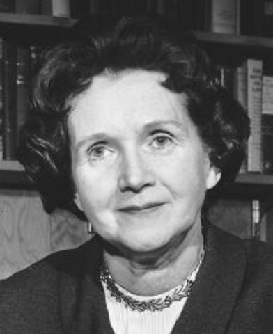 an autobiography of rachel carson an american writer Rachel carson, through this world this superb volume is a revealing and practical view of the writer's craft this is the autobiography of the iconic maya.