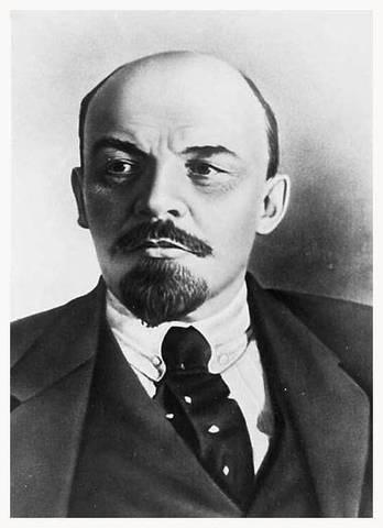Апрельские Тезисы Ленина
