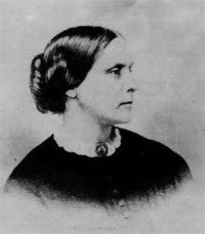 Thesis statement susan b anthony how to make synthesis in review of related literature