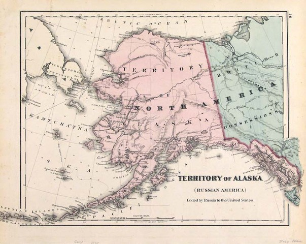 United States Purchase of Alaska