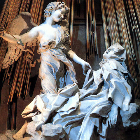 "The ""Ecstasy of Saint Teresa"""