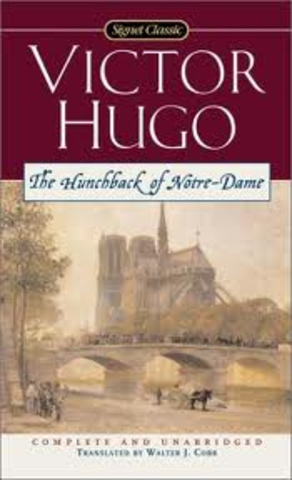 a review of the hunchback of notre dame by victor hugo Hunchback of notre dame, the (united states a movie review by james victor hugo's vision of the hunchback of notre dame couldn't be made into a.