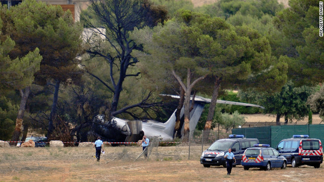french aircraft crashed