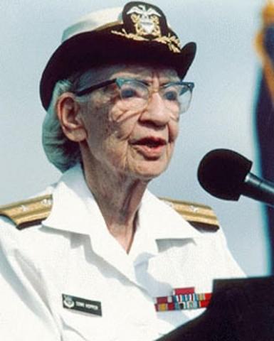 rear admiral grace murray hopper usn essay