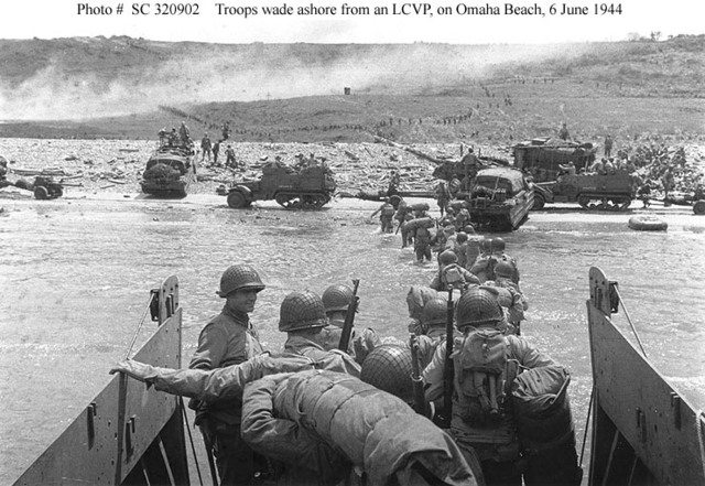 an overview of the allied invasion of france on june 6 1944 D-day: the invasion of normandy less than one-fourth of the allied troops in france were in combat units casualties on june 6, 1944: total axis and allied.