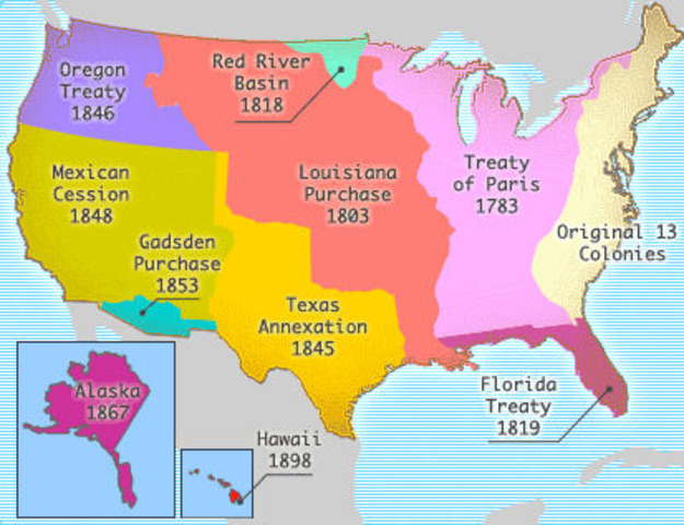 the expansion of america Find out more about the history of westward expansion, including videos, interesting articles  american settlers in texas joined with their tejano neighbors.