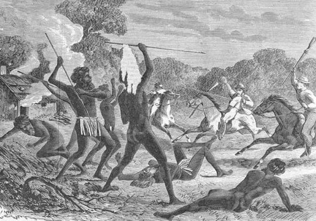 essay on myall creek massacre The development of individual equality before the law in australia includes equal opportunity and discrimination acts the myall creek massacre of 1838.