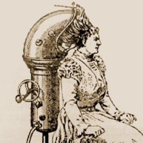 The hair dryer timeline timetoast timelines - Salon des inventions ...