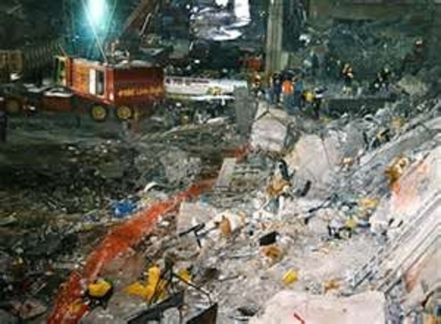 world trade center bombng febuary