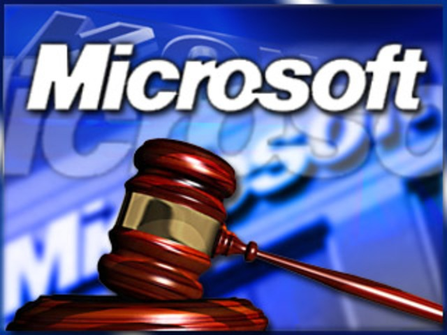 ruling in the case of the u.s v.s microsoft