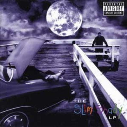 The Slim Shady LP eminem album