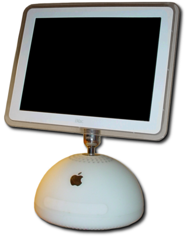 Apple introduces the iMac G4