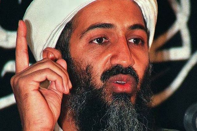 The death of Osama bin Laden