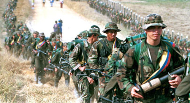 revolutionary armed forces of colombia Update 31 august 2017on 31 august 2017, farc renamed itself the common alternative revolutionary force transforming into a.