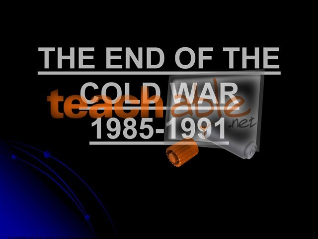 end of cold war - photo #22