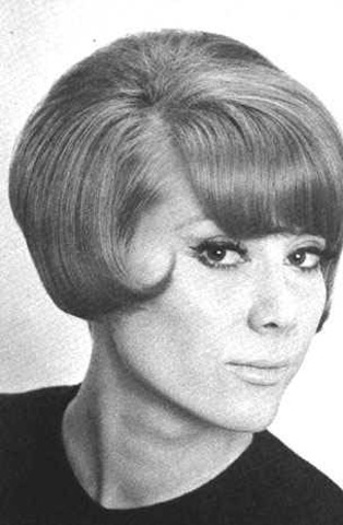Short Hairstyles in the 1960's