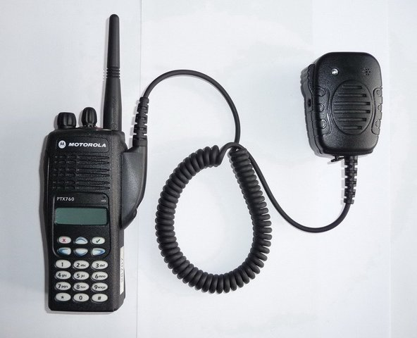 Walkie Talkies Go Mainstream in Law Inforcment