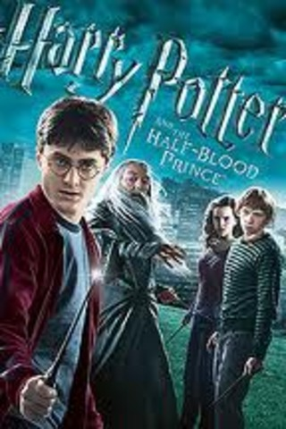 Harry Potter and the Half Blood Prince movie release.