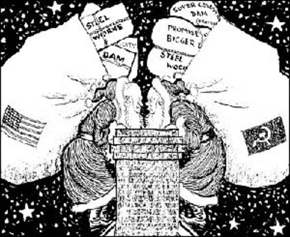 an analysis of the threat of mass destruction during the cold war era Viewed as a threat during the cold war error they kept cold war and communism essay cold war and world war ii weapons of mass destruction.