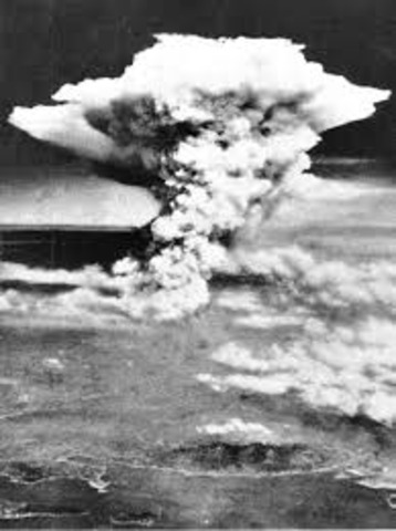 Atomic bombing of hiroshima