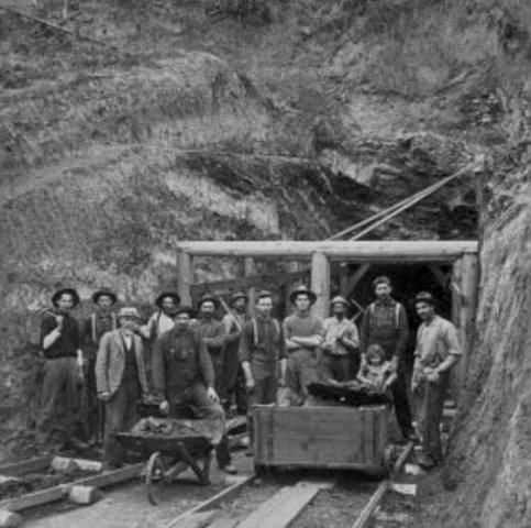 Changes of Coal Mining 1700-1900 (Project for world ...