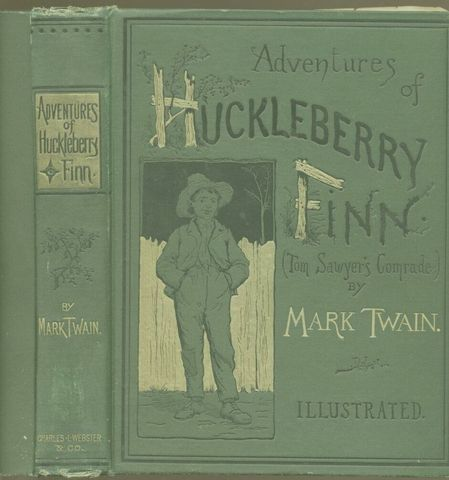 the treacherous river a paper on mark twains work Treacherous ordeal would last in the novel huckleberry finn by mark twain  met all requirements of the paper produce superb work.