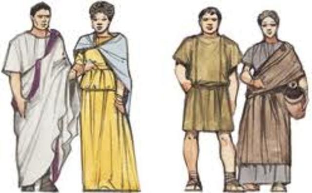 Matrimonio Romano Arcaico : Época clásica grecolatina timeline timetoast timelines