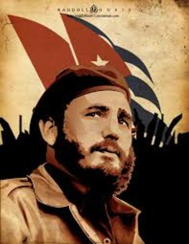 Castro Becomes Dictator of Cuba