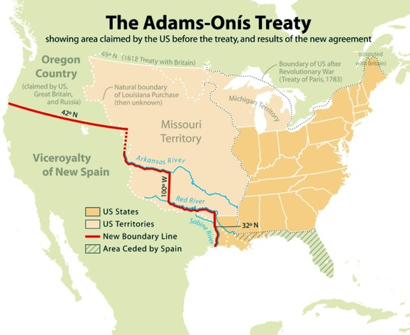 Adams-Onís Treaty