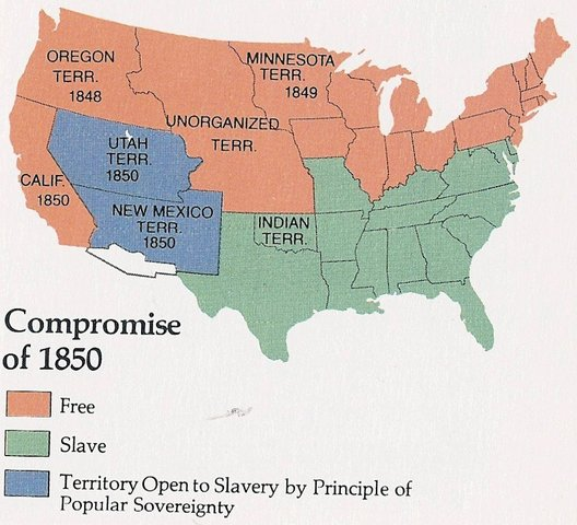 Important Dates Before And During The Civil War Timeline