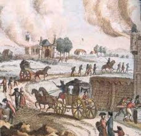 in the french revolution the peasants 1 drought and the french revolution: the effects of adverse weather conditions on peasant revolts in 1789 maria waldinger (london school of economics)1 this paper examines the role of adverse climatic conditions on political.