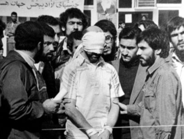 iranian hostage Washington, dc - senator tom cotton (r-arkansas) today introduced the iran  hostage act, legislation that would sanction iranian officials.