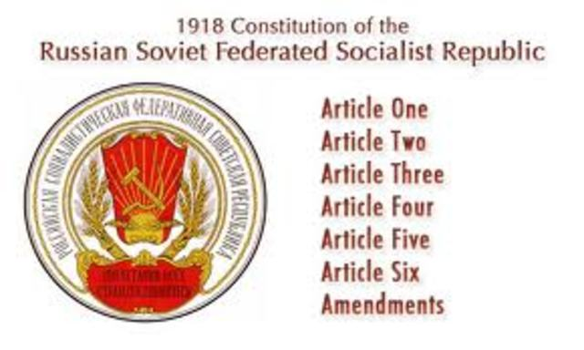when was the russian constitution written