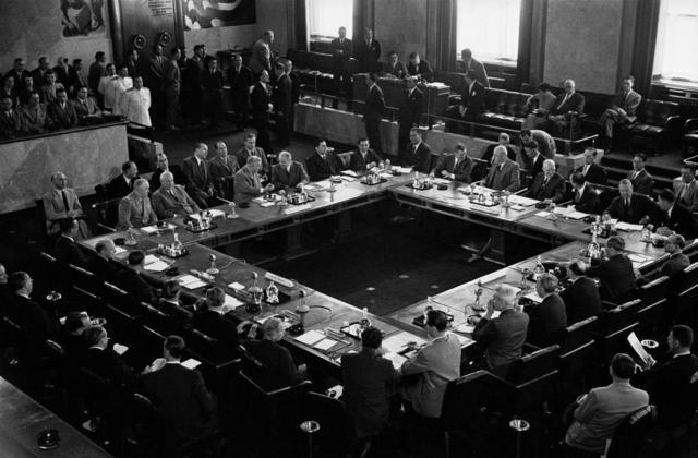 the result of the decisions in geneva in 1954 The geneva conference was a conference among several nations that took place in geneva, switzerland from april 26 – july 20, 1954 it was intended to settle outstanding issues resulting from the korean war and the first indochina war  [2.
