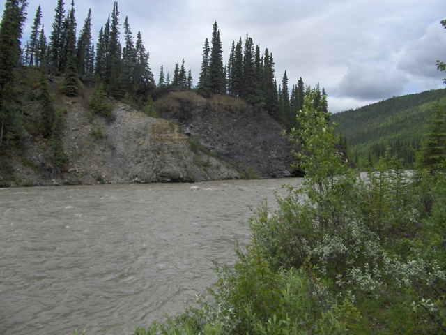 Stampede Trail Project Halted