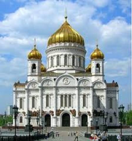 russian orthodox church Western american diocese of the russian orthodox church outside of russia located in san francisco, ca.