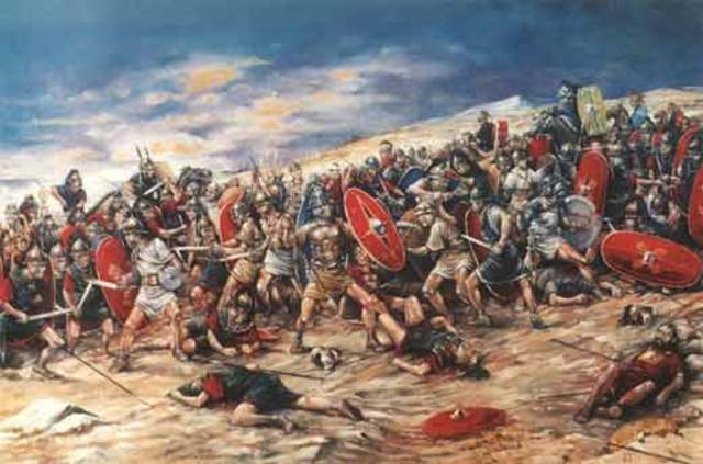 an overview of the romes influence during the spartacus revolt The roman province ofjudeaofiudeajudeaof a historical overview romes acquisition ofofjudeajudea and subsequent bulus had raised his supporters in revolt.