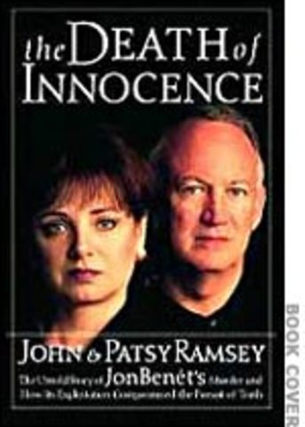"The Ramseys publish their book ""The Death of Innocence"""