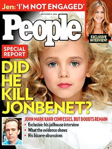 New suspect, John Mark Karr, is arrested in Thailand after claiming he killed JonBenet