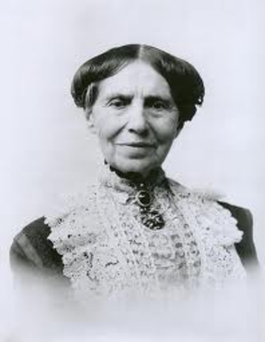Clara Barton Passes Away