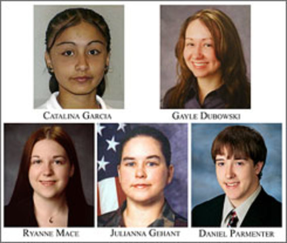 A Decade Of School Shootings Timeline