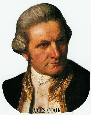 """captain james cook On 26th august 1768, captain james cook (1728-1779) embarked on his first voyage of discovery aboard hms endeavour from plymouth the purpose of his voyage was to observe the 1769 transit of venus across the sun and make """" discoveries in geography, navigation, astronomy, &c in southern and northern."""