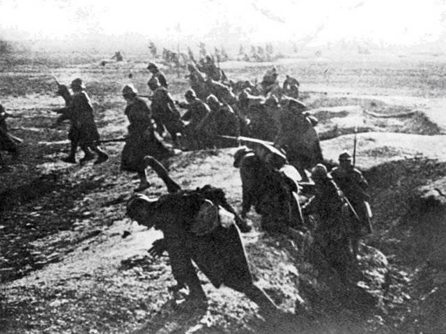 The Battle of Verdun Ends