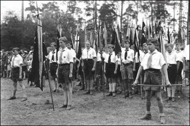 Hitler Youth Boys time...