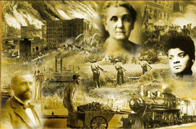 a history of how rockefeller carnegie and morgan organized america and made it industrialized I have developed a taste for american history it tended to go too far away from carnegie, rockefeller and morgan organized labor.