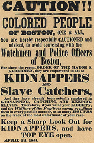 the fugitive slave act and the role of uncle toms cabin in the civil war Uncle tom's cabin or, life among the  helped lay the groundwork for the civil war,  novel as a response to the 1850 passage of the second fugitive slave act.