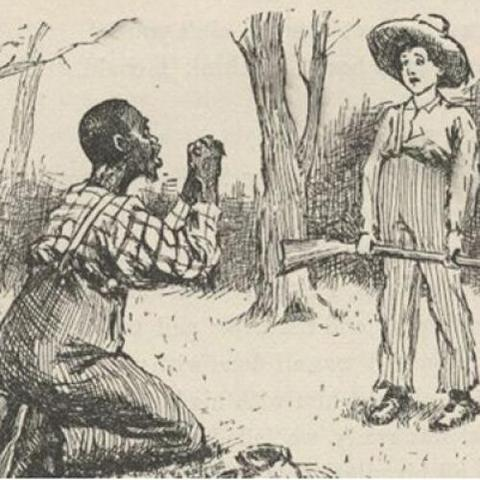 huckleberry finn an argument against slavery Controversy: race and the ending of huckleberry finn huckleberry finn has always been controversial in twain's day, it was criticized for having the hero be a boy who was idle, smoked, rejected sunday school, and aided a runaway slave.