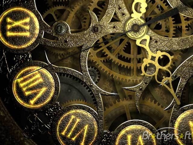 Image Gallery mechanical clock