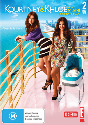 Kourtney & Khloe Take Miami Season 2